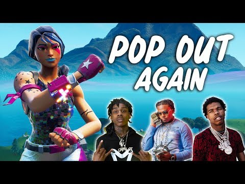 "Fortnite Montage - ""POP OUT AGAIN"" (Polo G ft. Gunna & Lil Baby)"