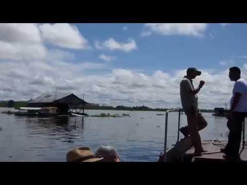 Boats along the Amazon, Marañón and Ucayali rivers