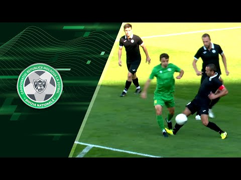 Zimbru Chisinau Dinamo-Auto Tiraspol Goals And Highlights