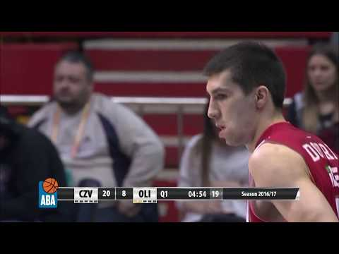 ABA Liga 2016/17, Round 24 match: Crvena zvezda mts - Union Olimpija (27.2.2017)