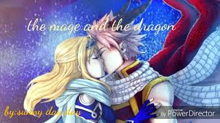 Nalu:mage and her dragon