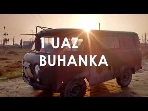 UAZ Bukhanka: From Kyrgyzstan to The Netherlands