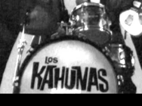 Los Kahunas - Ocean Boulevard