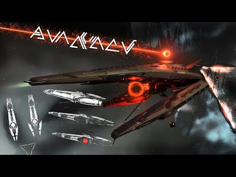 EVE Online - Abyss Gila mk1
