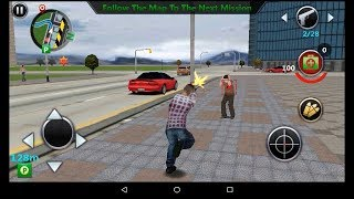 Grand Gangsters 3D(by Doodle Mobile Ltd)-Android Action Gameplay[FHD]2018