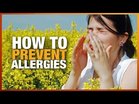 How To Prevent Allergies, According to One Allergist | Rachael Ray Show