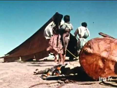 Film sur la vie nomade des Mauritaniens