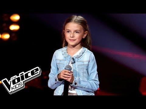 Elena Jakubiec - 'True Colors' - Przesłuchania w ciemno - The Voice Kids 2 Poland