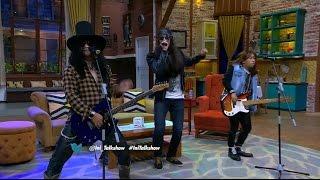 Kenalin Nih! Band Genk N' Sosis Hadir di Ini Talk Show