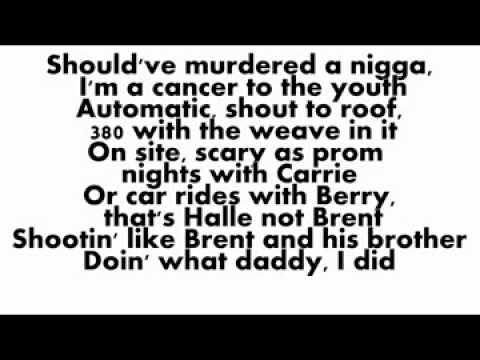 Domo Genesis Elimination Chamber Lyrics ft  Sweatshirt  Staples Action Bronson + Ringtone Download