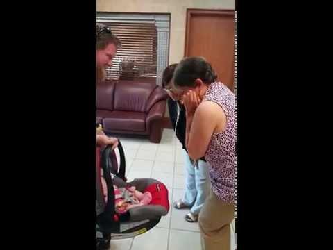 Surprise - You're a Grandma!