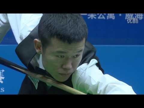 Wang Yan VS Cong Jing - World Chinese 8 Ball Masters Tour 2016-2017 Stage 4 Weihai Nanhai