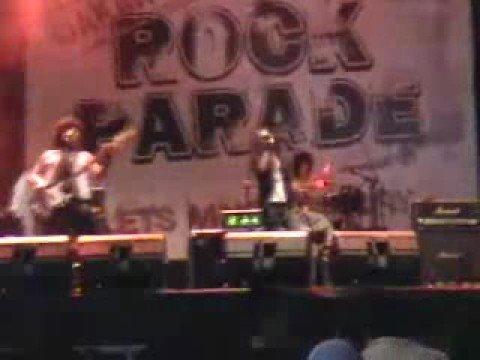 GRIBS-Malam Frustasi @Jakarta Rock Parade