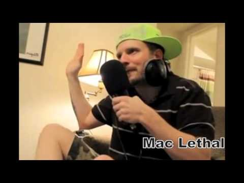 Mac Lethal Vs George Watsky