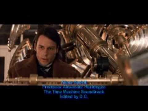 Time Machine - Professor Alexander Hartdegen