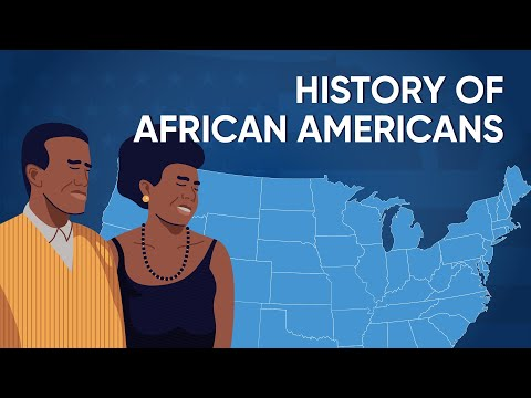 History of African-Americans | Past to Future