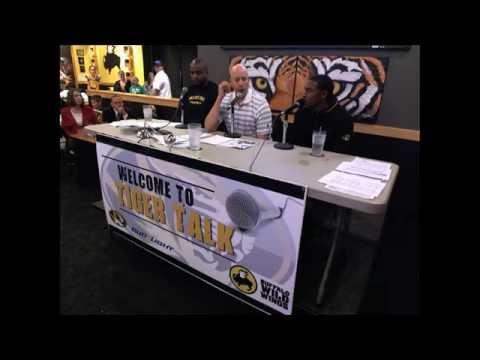 Mizzou Tiger Talk with Gary Pinkel, Harold Brantley, and Marcus Murphy