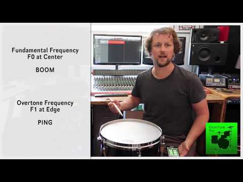 One acoustics theory that will immediately improve your knowledge and ability with drum tuning