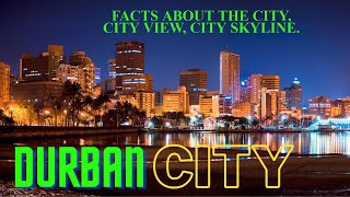 """Durban City view in 2020""""…"""