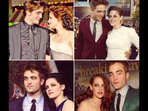 Kristen Stewart & Robert Pattinson- there alright