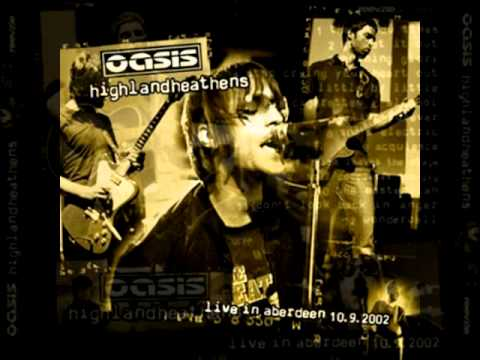 OASIS:Aberdeen Exhibition and Conference Centre, Aberdeen,Scotland 10/09/2002 (FM Broadcast)