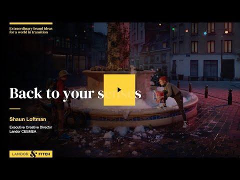 Extraordinary Webinar - Back to your senses