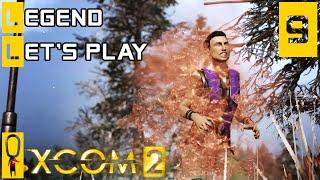 XCOM 2 - Part 9 - Humanity Canyon - Let's Play - XCOM 2 Gameplay [Legend Ironman]
