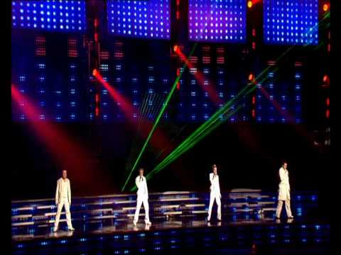 Hit you with the real thing by Westlife (Live at Wembley)