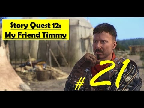 Kingdom Come Deliverance - My Friend Timmy | Enquire about Timmy, Save or Let Him Die