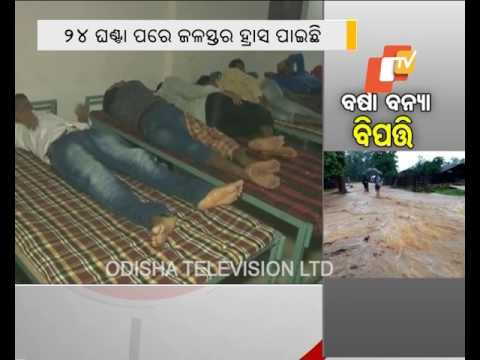 Flood situation improves at several places in Odisha
