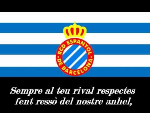 Himne del RCD Espanyol de Barcelona