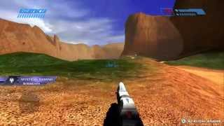 Halo CE - Capture the Flag - Blood Gulch (XBOX ONE)