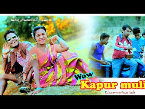New Santali Kapur Muli Comedy Video Very Funny, Santhali Hd