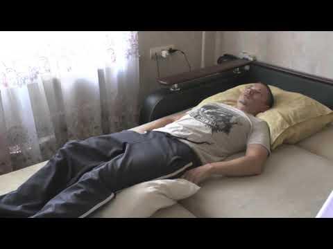 Помощь позвоночнику. Как правильно лежать и спать