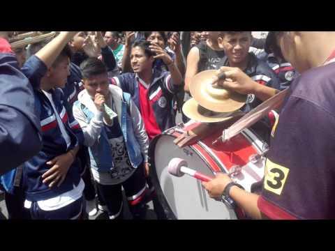 ALBIROJA pte Sucre vs manuela cañizares (octavos de final) 2016