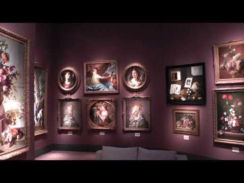 2) La Biennale Paris 2017 - Grand Palais. Прижское биеннале антиквариата в Большом Дворце 2017 год