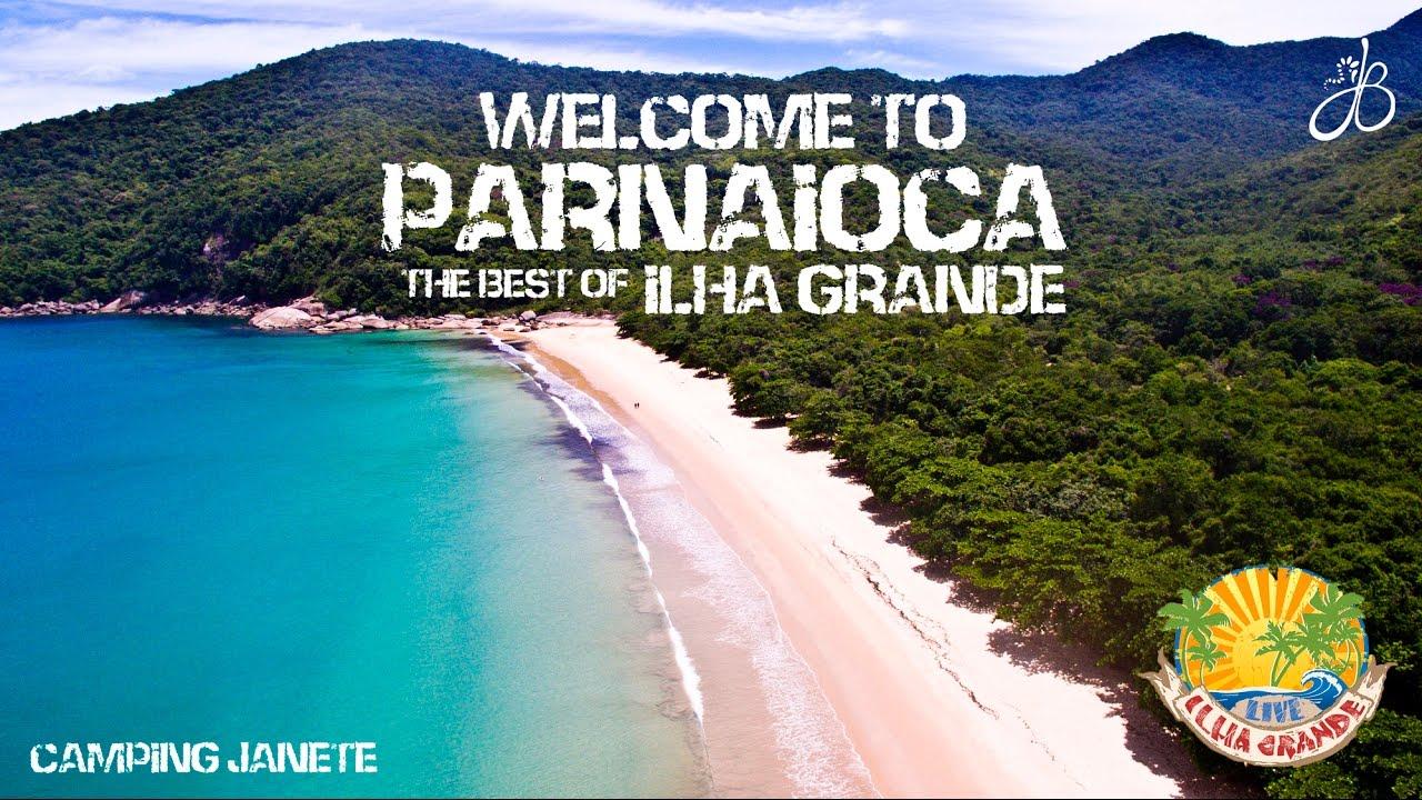 how to get around ilha grande
