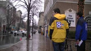 Anti-Establishment Gets targeted and harassed by Lancaster City Police while WGAL is unmolested