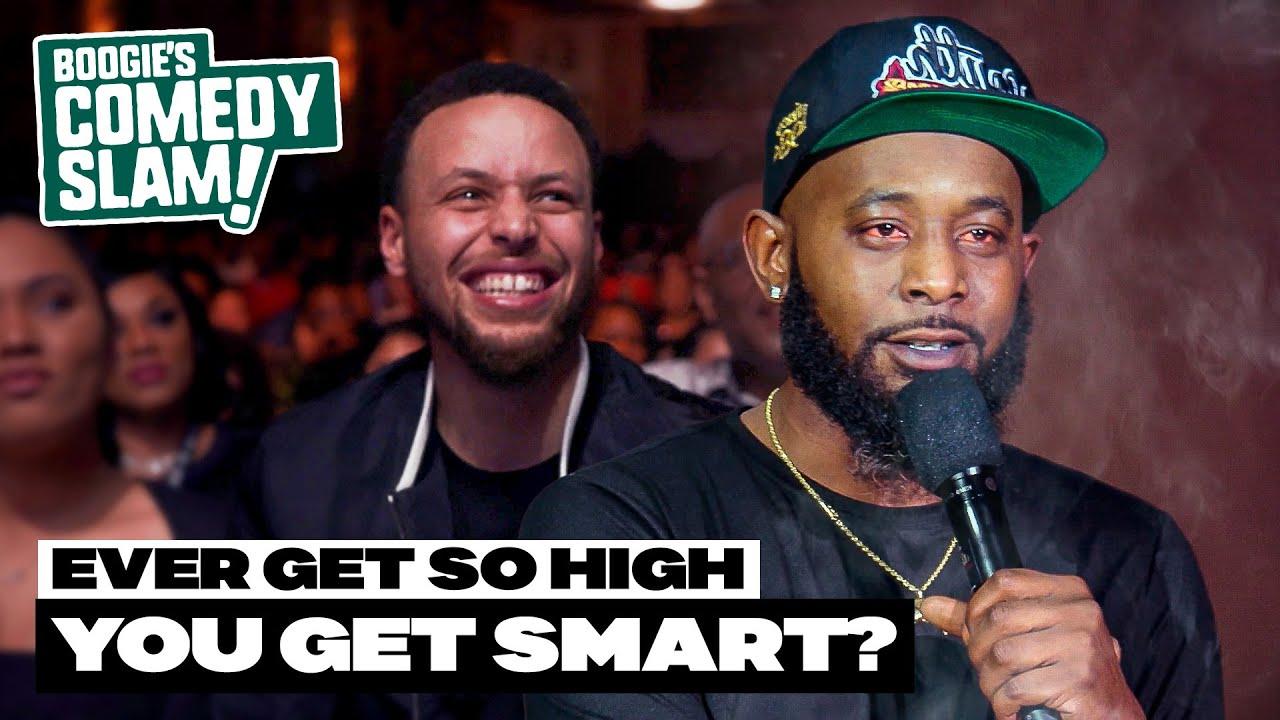 Download Karlous Miller - You Ever Get So High You Get Smart? 😂 *STONER JOKES*