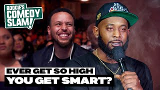 Karlous Miller - You Ever Get So High You Get Smart? 😂 *STONER JOKES*