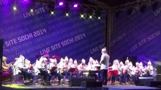 видео Культурная программа Олимпийских игр в Сочи 2014