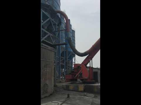 Cement Storage Silo In Port www.cnsilos.com
