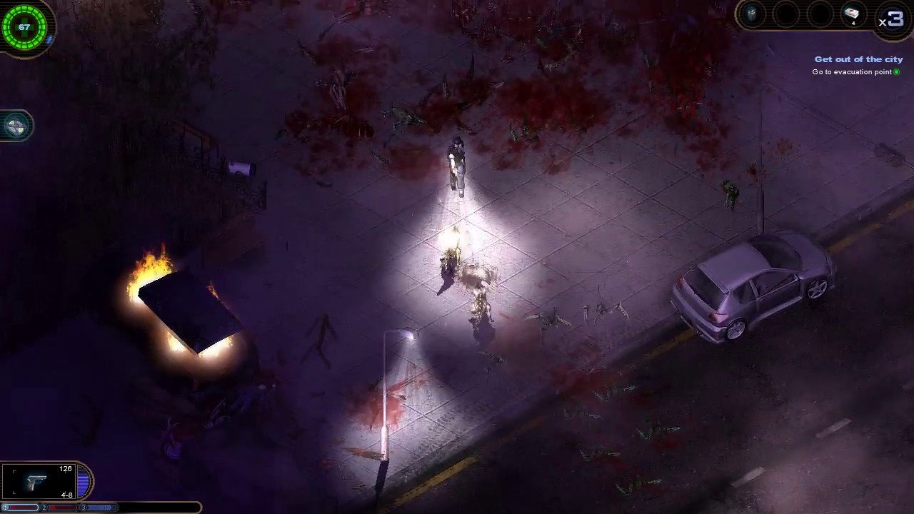 Alien Shooter 2: Conscription – full playthrough on impossible difficulty with all secrets
