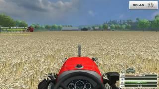 Po tak dłuuugiej przerwie! :D - Farming Simulator 2013 WSPOMNIENIA #6