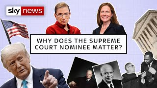 Why does the Supreme Court nominee matter?