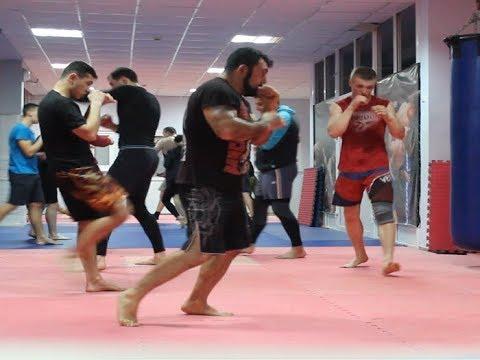 Армен Ананян - Тренировочный процесс