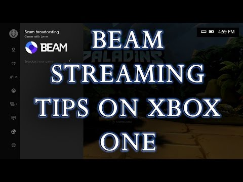 Tips For Using Beam On Xbox One | Settings and What Is Needed