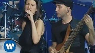 Laura Pausini - Ascolta il tuo cuore  (videoclip live)