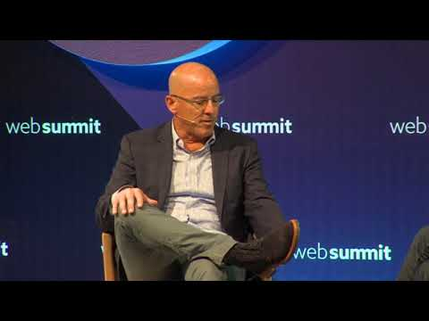 GoDaddy CEO Blake Irving In Conversation With Andy O'Donoghue