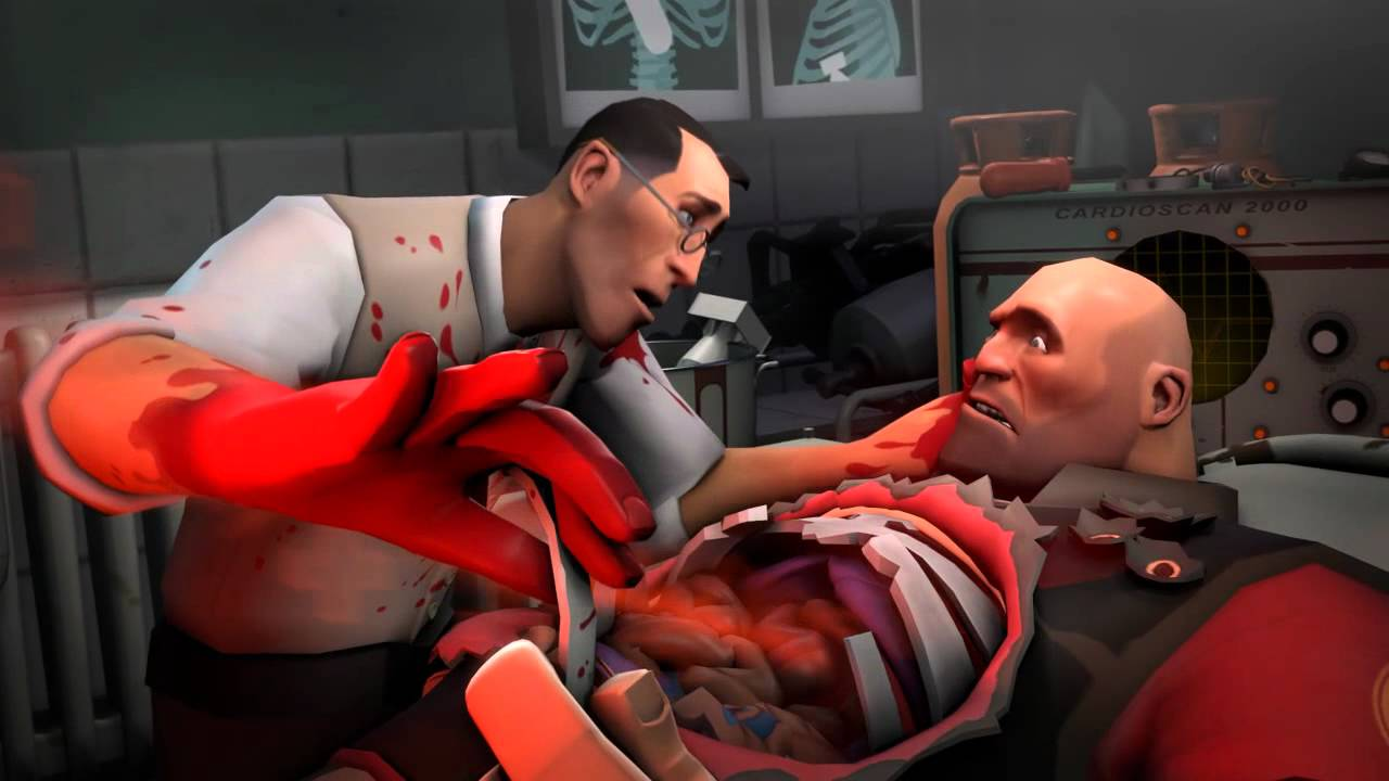 Meet the Medic - Official TF2 Wiki | Official Team Fortress Wiki
